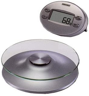 Soehnle Disc Digital Kitchen Scale Silver product image
