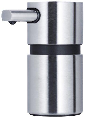 Blomus Areo Seifenspender in edler Optik, Seifendosierer aus Edelstahl matt
