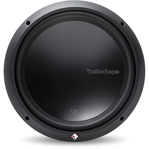 Rockford Fosgate T1D415 Power 15' T1 4-Ohm DVC Subwoofer