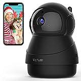 Victure Caméra de Surveillance,1080P Caméra WiFi sans Fil, Caméra Dome IP...
