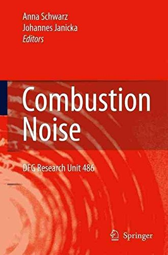 [(Combustion Noise)] [Edited by Anna L. Schwartz ] published on (July, 2009)