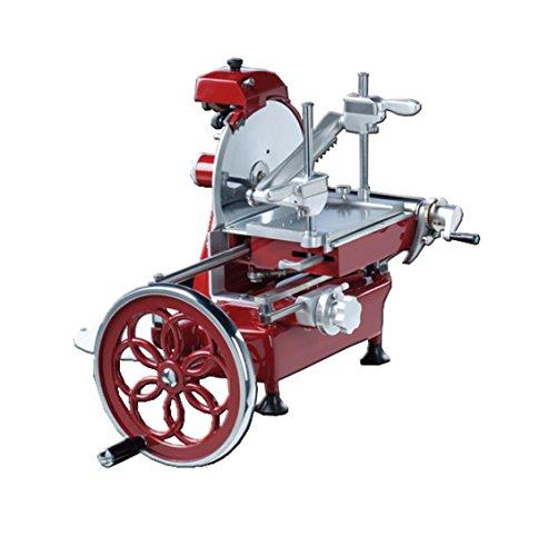 Aufschnittmaschine Schwungradmaschine Volano 250 mit Blumenrad