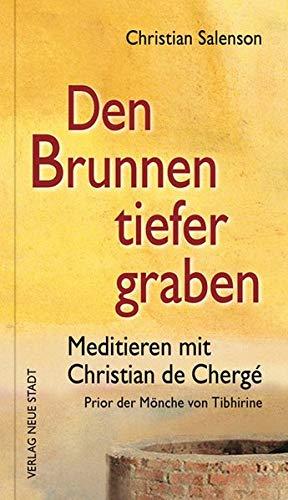 Den Brunnen tiefer graben: Meditieren mit Christian de Chergé, Prior der Mönche von Tibhirine (Spiritualität)