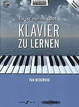 'Det är aldrig för sent att lära sig piano (+CD) – Pamela Wedgwood