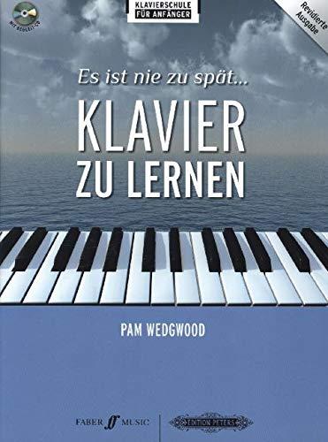 Es ist nie zu spät Klavier zu lernen (+CD) - Pamela Wedgwood