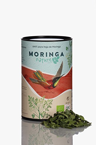 Infusion hoja de Moringa Ecologica 50 gramos