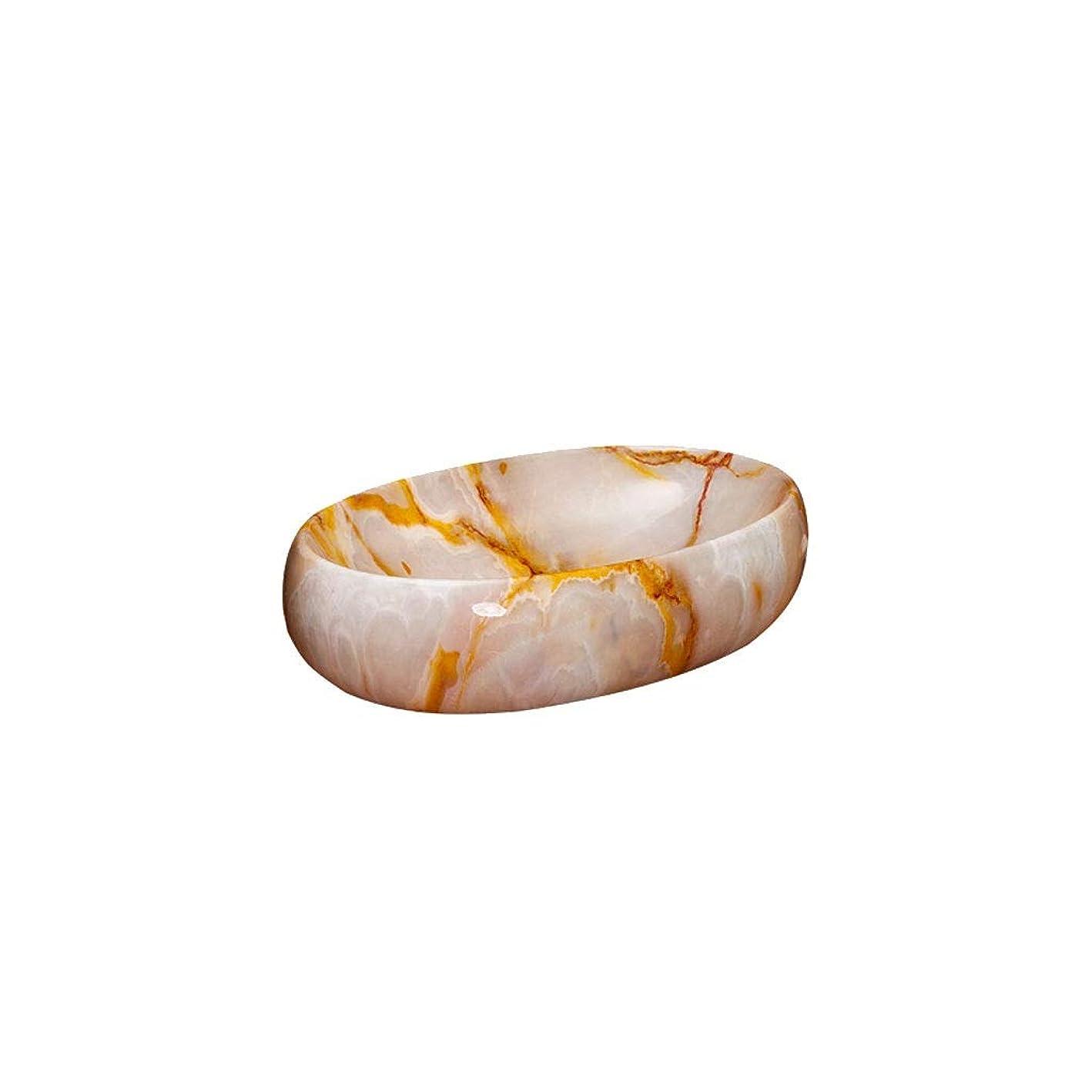 内部想像する自分を引き上げるWei Zhe バスルームの洗面小さなアパートの家シンプルな多目的厚いセラミックオンボードの浴室の洗面台バルコニーの洗濯プールのバスルーム洗面63x43x15cm トイレタリー (Size : 63x43x15cm)
