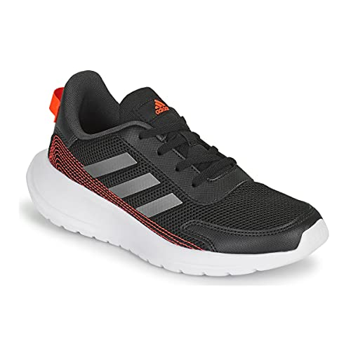 adidas TENSAUR Run K,  Zapatillas de Running,  NEGBÁS/HIEMET/Carbon,  36 2/3 EU
