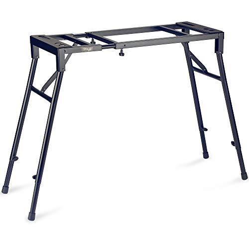 Stagg 25013276 MXS-A1 Adjustafel Mixer/Keyboard Stand