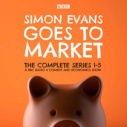 Simon Evans Goes to Market: The Complete Series 1-5 cover art