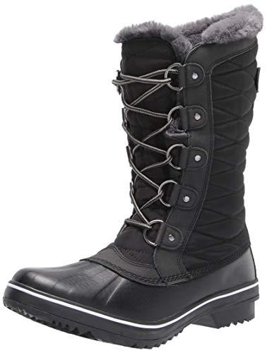 JBU by Jambu Women's Chilly Water Resistant Winter Boot, Black, 7.5