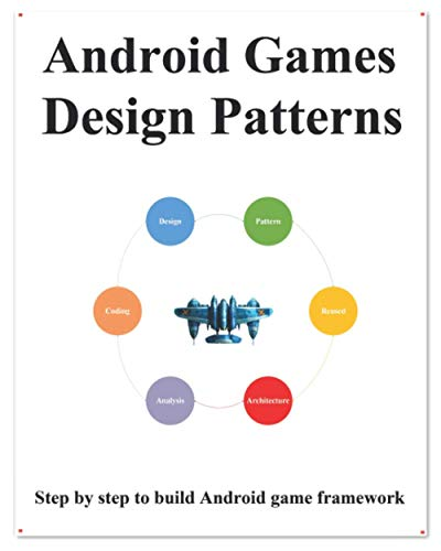 Android Games Design Patterns: Step by step use design pattern to build Android game framework