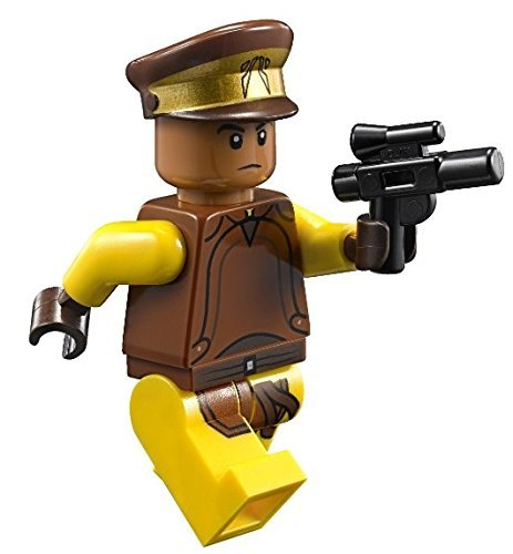 LEGO Star Wars Naboo Security Guard Minifigure from Set 75091