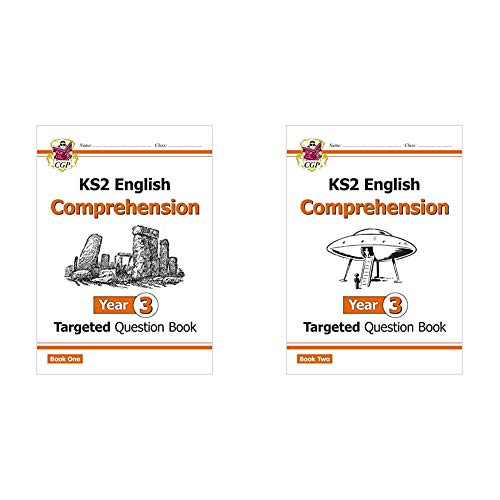 KS2 English Targeted Question Book: Year 3 Comprehension - Book 1 & 2 Bundle