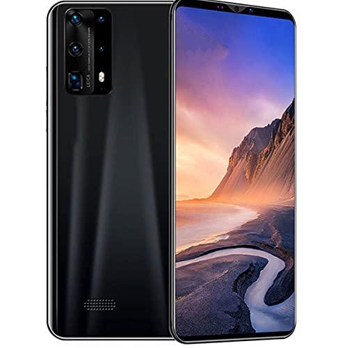 Nihlsen Smartphone de doble núcleo P40 Pro Smartphone de pantalla de 5 pulgadas 512M + 4G Smartphone Android Cubierta trasera con revestimiento de vidrio 3D