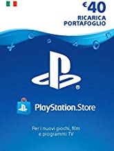PlayStation Network PSN Card 40€ | Codice download per PSN - Account italiano