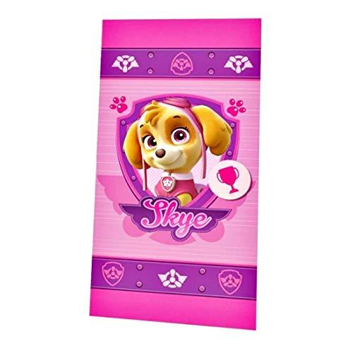 Kids Euroswan Disney - Toalla de Playa Infantil Sky Patrulla Canina