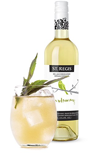 St Regis Chardonnay (Non Alcoholic Wine)
