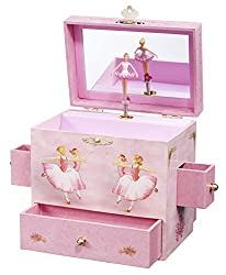 best toys for 6 year old girls - Enchantmints Ballerina Musical Jewelry Box