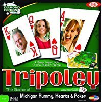 Tripoley Special Edition Board Game by Cadaco