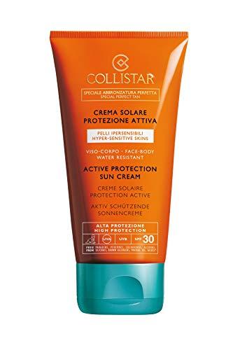 Collistar Crema Solare Protezione Attiva (SPF 30) - 150 ml.