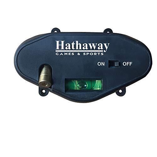 Hathaway Precision Laser Throw/Toe Line Marker, Schwarz