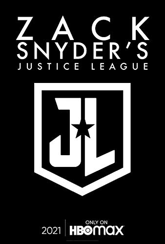 Zack Snyder's Justice League Official
