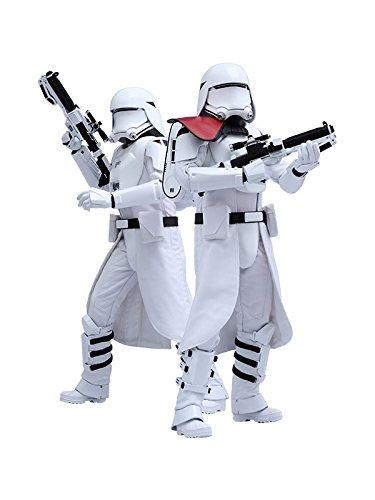 Hot Toys Star Wars VII First Order Snowtrooper 2 Pack