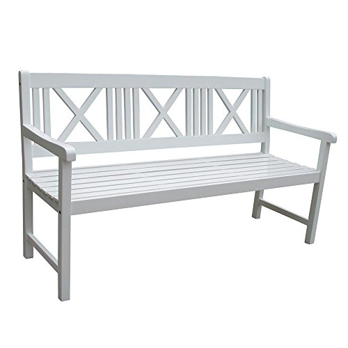 Garden Pleasure Serie Malmö | Silla | bancos | mesa de madera, muebles de jardín en Suecia Look