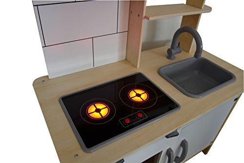 Eichhorn 100002494 – Spielküche aus Holz - 6