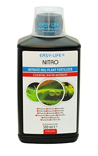 Easy Life 38 Verschiedene Sorten und Größen 250 ml - 5 Liter Profito, Carbo, Kalium, AlgExit, BlueExit, Voogle UVM. (Easy Nitro 500 ml)