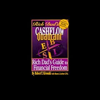 Rich Dad's Cashflow Quadrant audiobook cover art