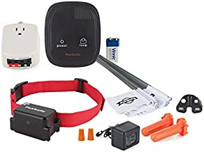 PetSafe Stubborn Dog In-Ground Fence for Dogs and Cats - from The Parent Company of Invisible Fence Brand – Boundary Wire Not Included – Pick Your Wire Gauge Separately