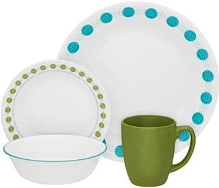 Corelle Livingware 16-Piece Dinnerware Set, South Beach