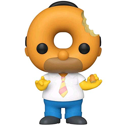 Funko Pop! The Simpsons Treehouse of Horror Donut Head Homer Exclusive Vinyl Figure 1033