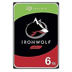 SEAGATE IRONWOLF 6TB Internal Hard Drive Review