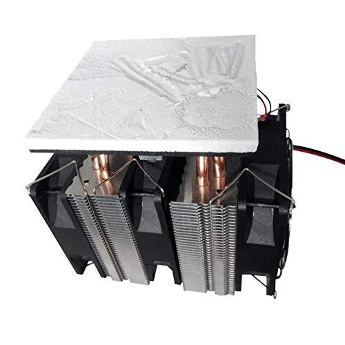 ZRNG 12V 240W Peltier Chip Semiconductor Placa de refrigeración Refrigerador Gran Potencia asistida por computadora Placa de enfriamiento