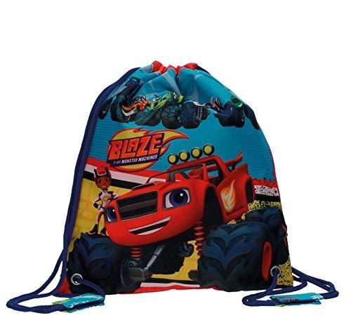 Blaze 4793751 Mochila Infantil  0.75 litros  Color Rojo