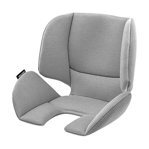 Bébé Comfort 8495911210 kussen voor autostoel groep 1 Pearl Smart, grijs