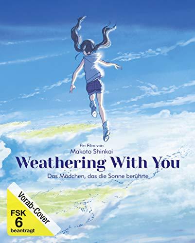 [画像:Weathering With You - Das Maedchen, das die Sonne beruehrte: Limited Collectors Edition]