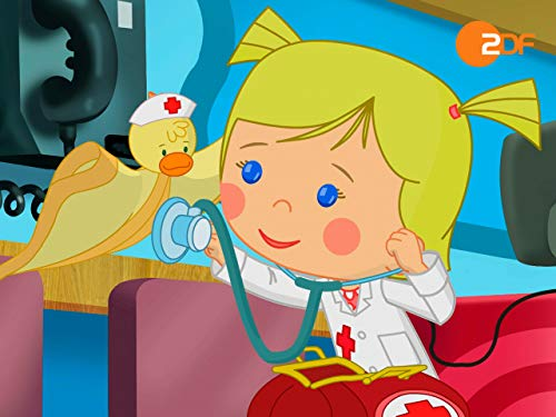 In der Spielzeugklinik