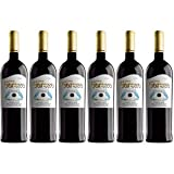 Linaje Garsea Vino Tinto Crianza - 6 Botellas - 4500 ml