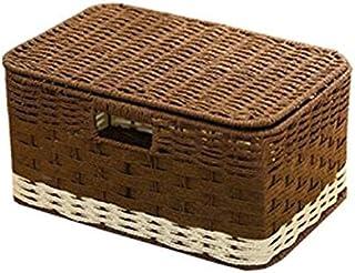 Lpiotyucwh Paniers et Boîtes De Rangement, Boîte de rangement polyvalente, Organisation de la chambre de la chambre pour l...