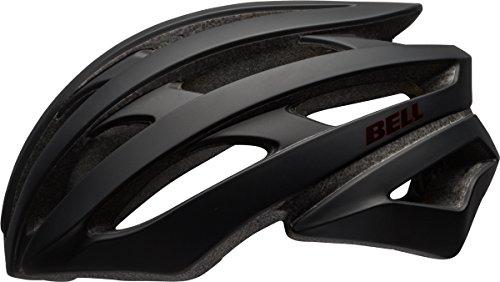 BELL Stratus Rennrad Fahrrad Helm schwarz 2017: Größe: M (55-59cm)