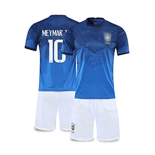 2021 NéyMar No. 10 Brasil Home and Weew Football...