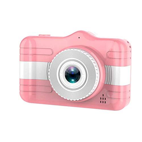 Koojawind Kinder Digitalkamera FüR Kinder Geschenke Kamera FüR Kinder 3-10 Jahre Alte 3,5-Zoll-Bildschirm Kinder Mini Selfie Kamera Camcorder