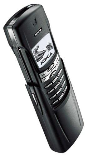Nokia 8910 Teléfono Móvil Titanium Negro