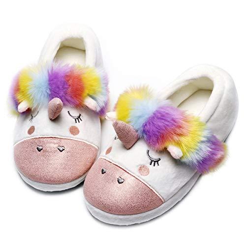 Zapatillas Unicornio Mujer marca Caramella Bubble
