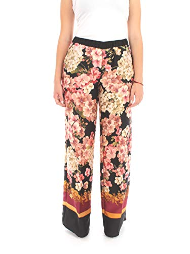 Twin Set TP2605 Pantaloni Donna Nero 42