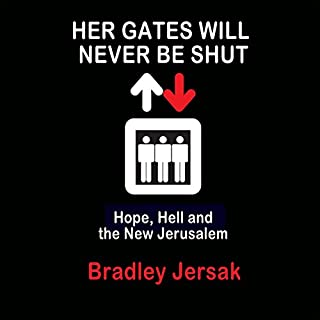 Her Gates Will Never Be Shut cover art